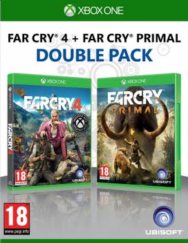 Far Cry 4 + Far Cry Primal (Double Pack) (Xbox One)