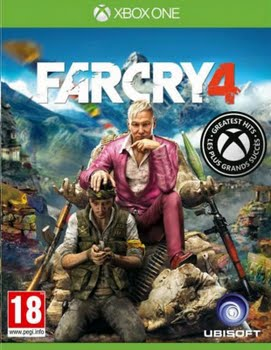 Far Cry 4 (greatest hits) (Xbox One)