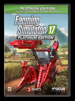Farming Simulator 17 (Platinum Edition) PC