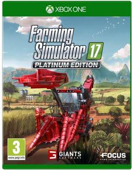 Farming Simulator 17 (Platinum Edition) (Xbox One)