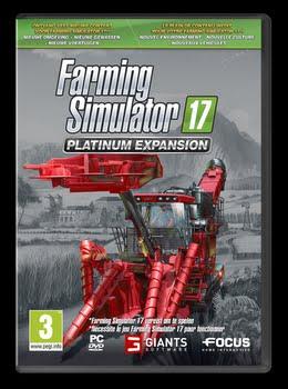 Farming Simulator 17 (Platinum Expansion Pack) (PC)