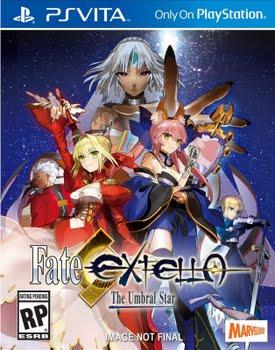 Fate/Extella: The Umbral Star (PS Vita)
