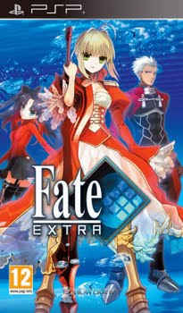 Fate Extra (Sony PSP)