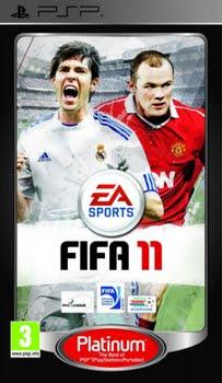 Fifa 11 (platinum) (Sony PSP)
