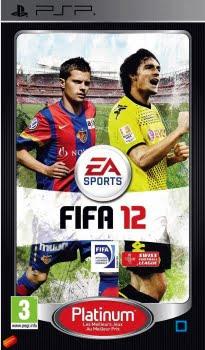 Fifa 12 (2012) (platinum) (Sony PSP)
