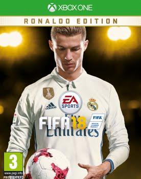 FIFA 18 (Ronaldo Edition) + Pre-Order DLC (Xbox One)