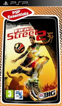 FIFA Street 2 (essentials) (Sony PSP)