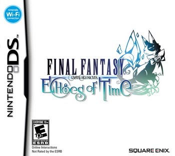 Final Fantasy Crystal Chronicles Echoes of Time (Nintendo DS)