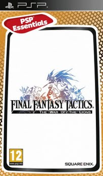 Final Fantasy Tactics War of Lions (essentials) (Sony PSP)