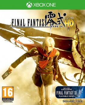 Final Fantasy Type 0 HD Day 1 Edition (Xbox One)