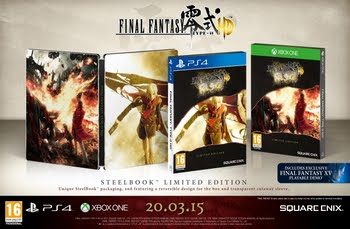 Final Fantasy Type 0 HD Limited Edition (Xbox One)