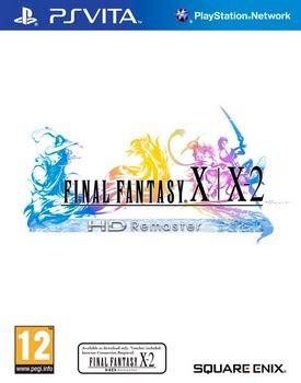 Final Fantasy X & X2 HD Remaster (PS Vita)