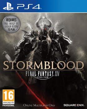 Final Fantasy XIV Stormblood (+ Pre-Order Bonus) (PS4)