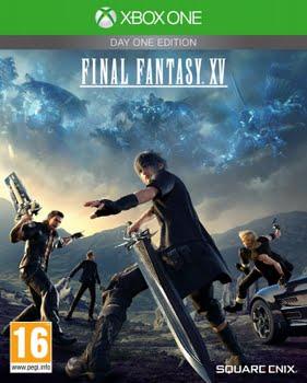 Final Fantasy XV (Day 1 Edition) + 3 DLC (Xbox One)