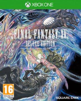 Final Fantasy XV (Deluxe Edition) + 5 DLC (Xbox One)