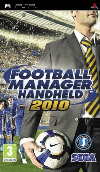 Football Manager Handheld 2010 (Sony PSP)