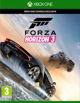 Forza Horizon 3 (+ Pre-order Bonus) (Xbox One)
