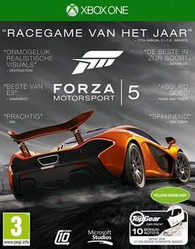 Forza Motorsport 5 (GOTY Edition) (Xbox One)