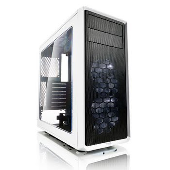 Fractal Design Focus G Toren Wit computerbehuizing