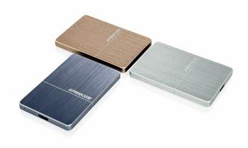 Freecom mHDD Slim 1000GB Zilver externeharde schijf