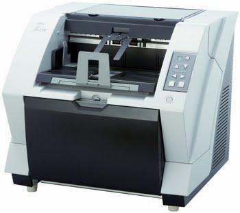 Fujitsu fi-5950 ADF + handmatige invoer 600 x 600DPI A3 Grijs, Wit