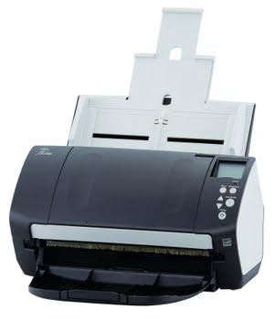 Fujitsu fi-7180 ADF 600 x 600DPI A4 Zwart, Wit