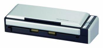 Fujitsu ScanSnap S1300i Papier-gevoerd 600 x 600DPI A4 Zwart, Zilver