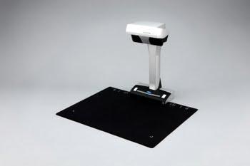Fujitsu ScanSnap SV600 Overhead 285 x 218DPI A3 Black,White