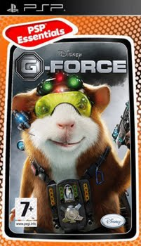 G-Force (essentials) (Sony PSP)