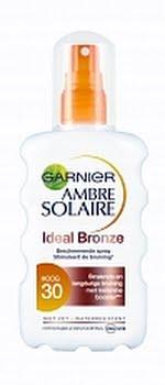 Garnier Ambre Solaire Ideal Bronze Spray Factor(spf)30 200ml