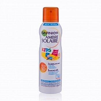 Garnier Ambre Solaire Kids Anti Zand Factor(spf)50+ 200ml
