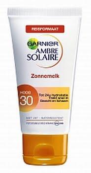 Garnier Ambre Solaire On The Go Tube Factor(spf)30 50ml