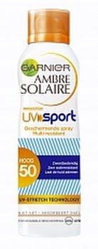 Garnier Ambre Solaire Uv Sport Mist Factor(spf)50 200ml