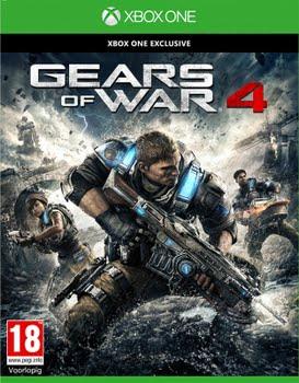 Gears of War 4 (+ Pre-order Bonus) (Xbox One)
