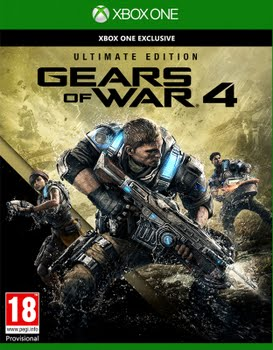 Gears of War 4 Ultimate Edition (+ Pre-order Bonus) (Xbox One)