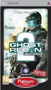 Ghost Recon Advanced Warfighter 2 (platinum) (Sony PSP)