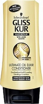 Gliss Kur Conditioner Ultimate Oil Elixir 200ml