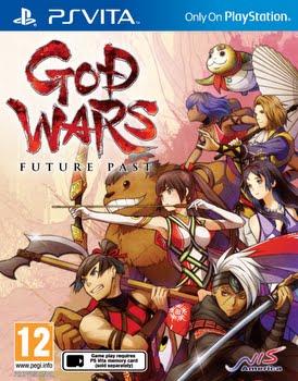 God Wars Future Past (PS Vita)