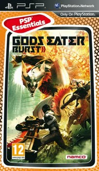 Gods Eater Burst (essentials) (Sony PSP)