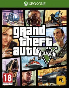 Grand Theft Auto 5 (GTA V) (Xbox One)