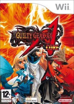 Guilty Gear XX Accent Core (Nintendo Wii)