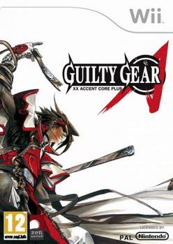 Guilty Gear XX Accent Core Plus (Nintendo Wii)
