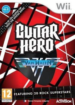 Guitar Hero Van Halen (Nintendo Wii)