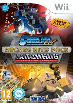 Gunblade New York & L.A. Machine Guns Arcade Hits Pack (Nintendo Wii)