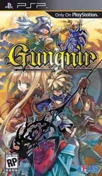 Gungnir (Sony PSP)