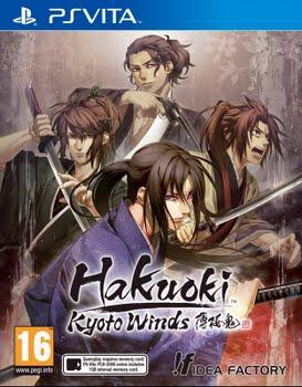 Hakuoki: Kyoto Winds (PS Vita)