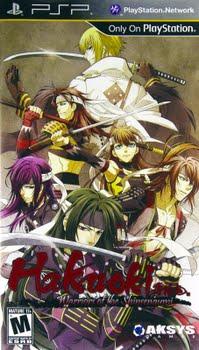 Hakuoki Warriors of the Shinsengumi (Sony PSP)