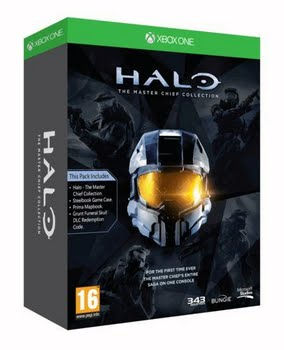 Halo the Master Chief Collection (Limited Edition) (Xbox One)