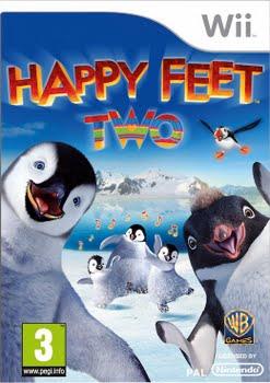 Happy Feet 2 (Nintendo Wii)
