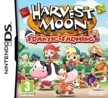 Harvest Moon Frantic Farming (Nintendo DS)